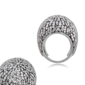 Miniatura coleções de diamantes