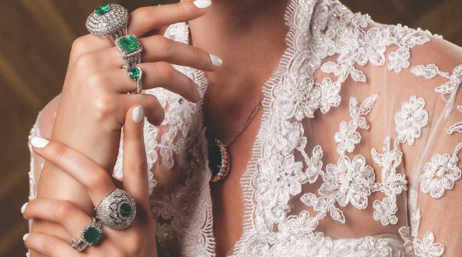 Joias Coleção Smeraldo