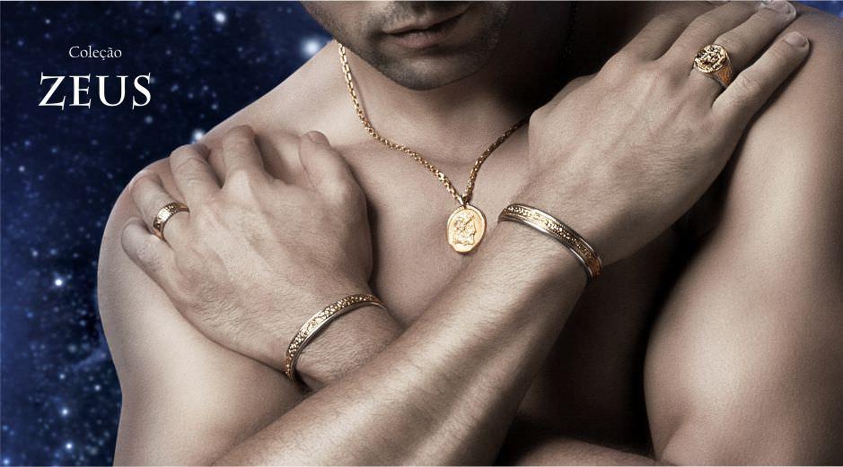 Joias Coleção Zeus