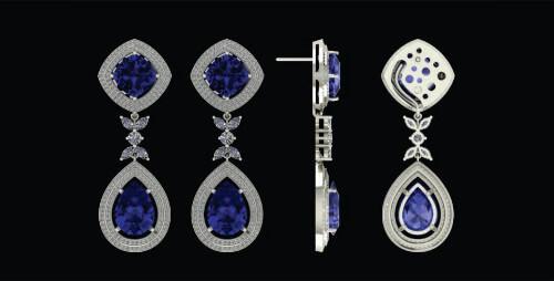 Surpreendemos os clientes com a fidelidade da joia ao projeto idealizado