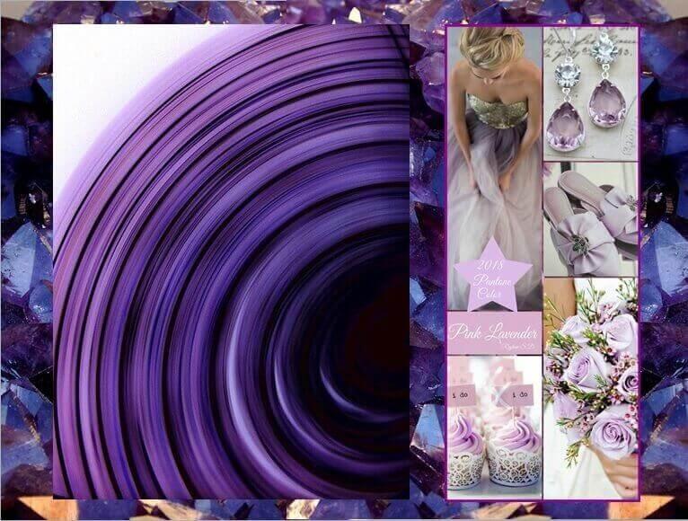 Conheça o Ultra Violet, a cor de 2018